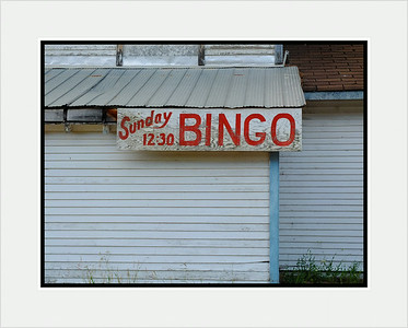 Canadian Bingo Hall