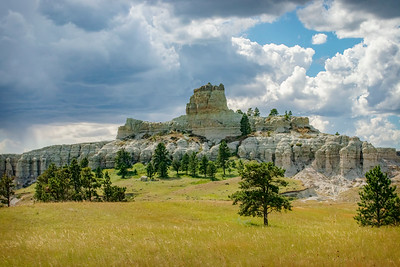 Between the Badlands and the Black Hills
