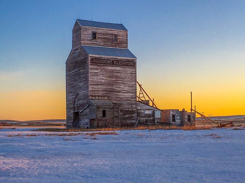 Thelen Elevator 1, North Dakota