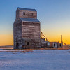 Thelen Elevator 1, North Dakota