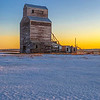 Thelen Elevator 3, North Dakota