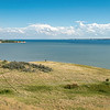 Overlooking Lake Sakakawea and the Nux Baa Ga Trail, Indian Hills, North Dakota