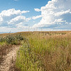Grasslands and Summer Skies of the Nux Baa Ga Trail, Indian Hills Resort, North Dakota