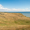 East Across Lake Sakakawea, from the Nux Baa Ga Trail at Indian Hills Resort, North Dakota