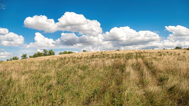 Grasslands of Nux Baa Ga Trail, Indian Hills, North Dakota