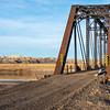 The Calypso Bridge, Terry, Montana