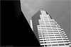 Manhattan Minimalism - the bw version.  I think I prefer this to the color shot