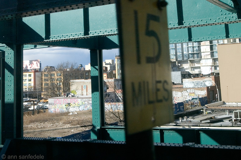 From the Q train March 27th