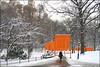 The Gates - Central Park . New York City, NY 2005