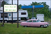 The Pink Cadillac Cafe  off route 81, Virginia