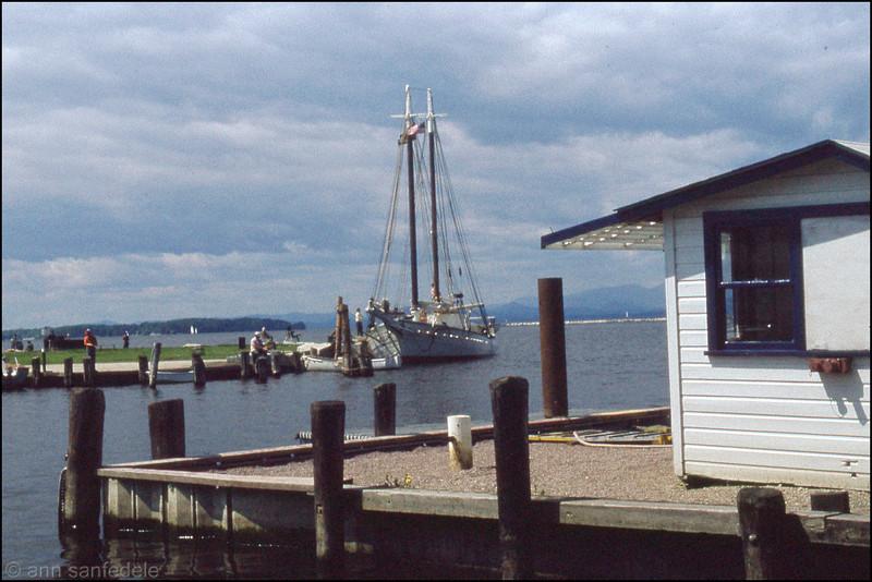 Burlington, Vermont 1979