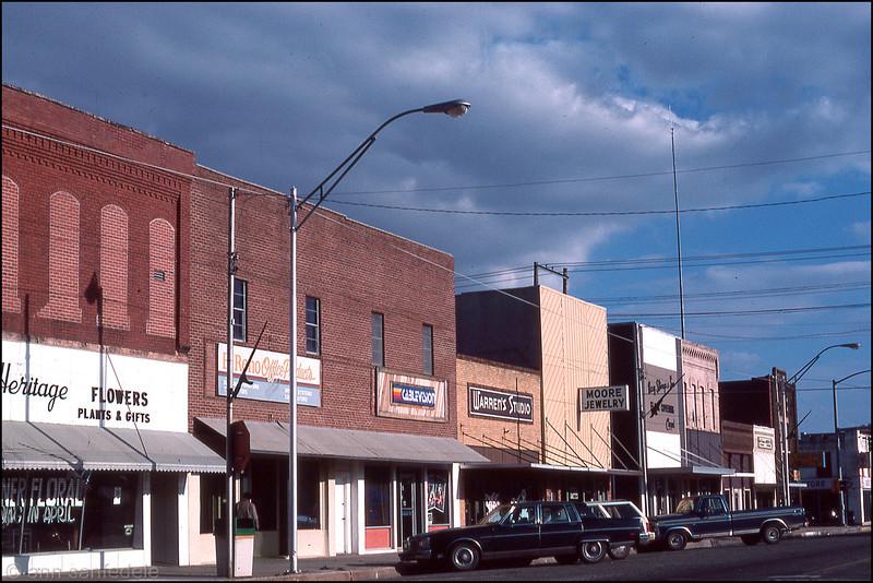 El Reno, Oklahoma - 1987