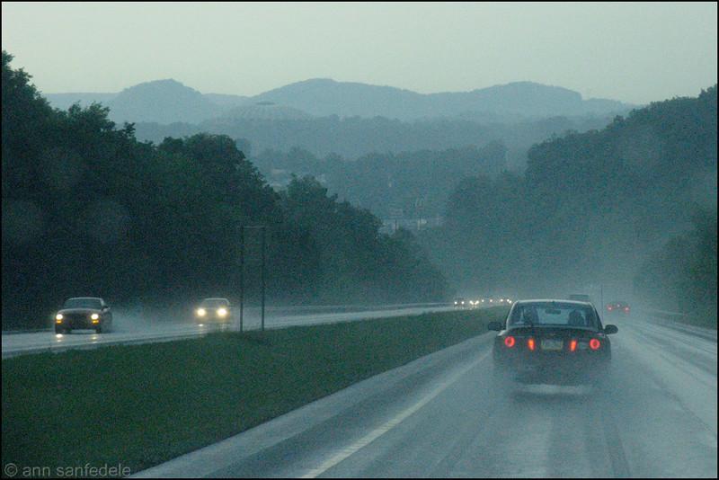 Route 79, West Virginia