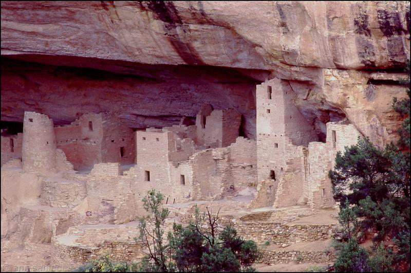 Mesa Verde National Park, Colorado - 1985