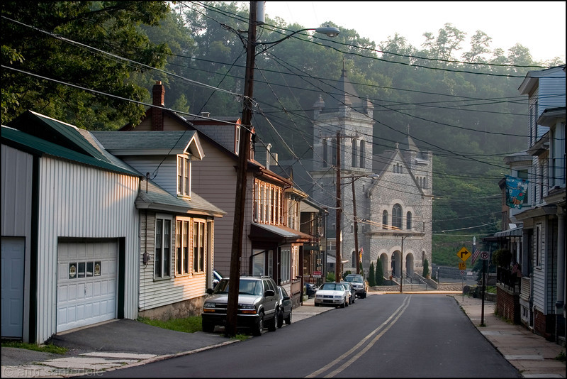 Jim Thorpe, Pennsylvania, 2007
