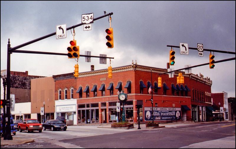 Geneva, Ohio 2001