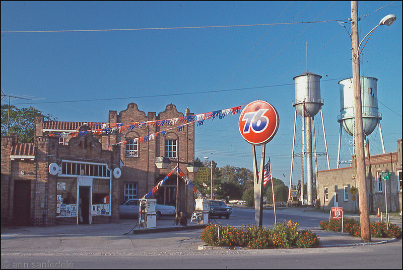 Tennessee (in 1987 - forgot town name)