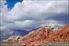 Red Rock Canyon, Nevada (just outside Las Vegas)