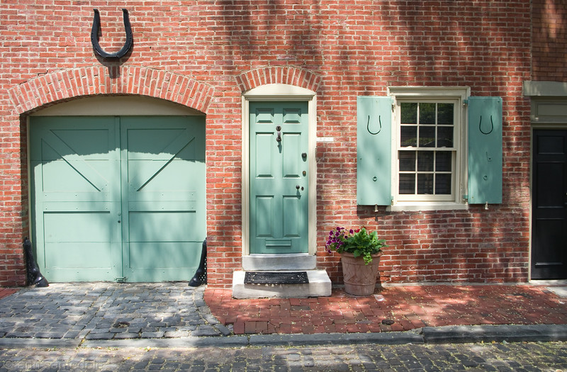 Nice brick house - Old Philly