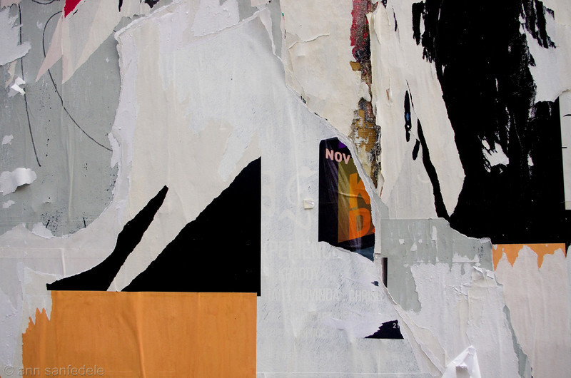 Found abstract collage  Oct16th.  Working on a series of these for a calendar ? not sure.