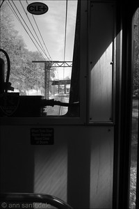 Cleveland - On the Green Line to Green Road - May 10th