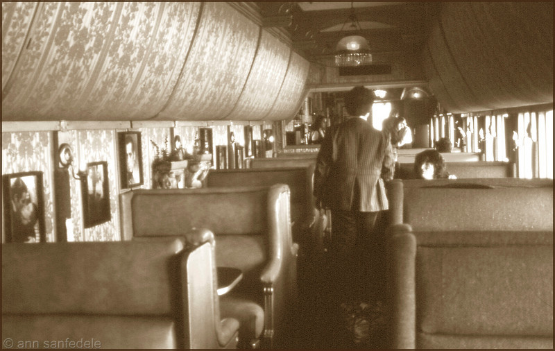 Palace Car - St Louis,Missouri - 1983,  It's gone, but I don't know<br /> how long ago it closed. This was a diner in the true tradition of diners - an actual railroad dining car.  My St. Louis friends told me it has been gone a long time.