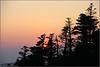 Grandfather Mountain sunset - 2005