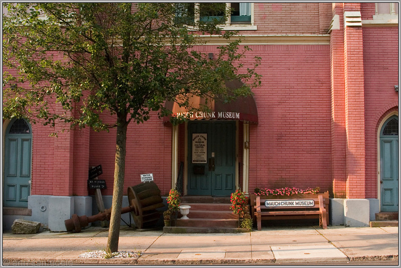 The Mauch Chunk Museum