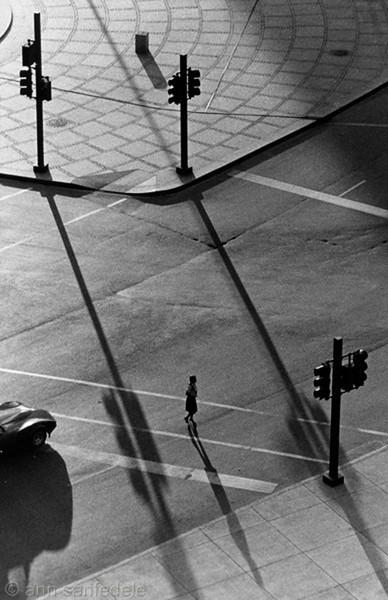 Wacker Drive.  Chicago, 1982