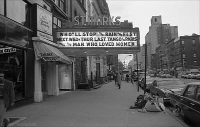 St. Marks Movie Theatre