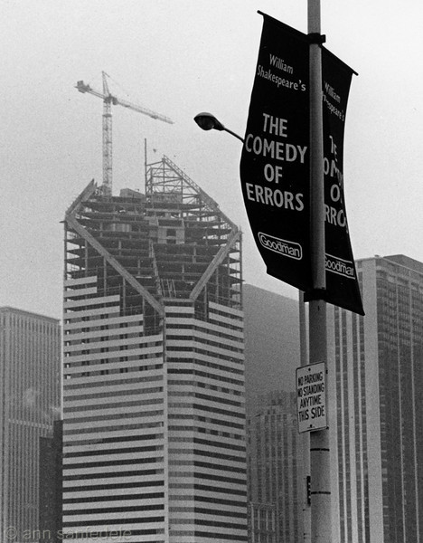 Comedy of Errors - Chicago, 1983