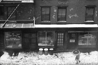 86th east 7th street in the  earl 197'0s