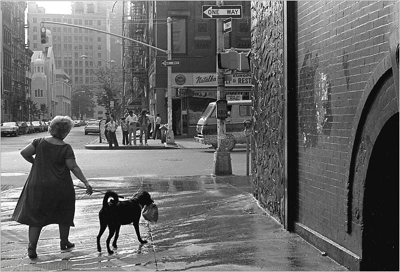 7th st at 2nd Ave - July, 1978