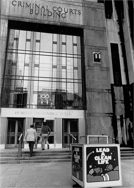 Criminal Courts Building - 1980