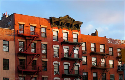 East Village - Winter LIght