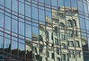 Almost Gaudi - Reflections on Astor Place