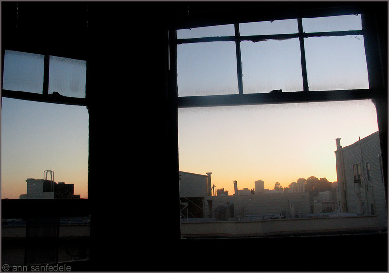 Windows, San Franciso - August 2005