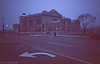 Le train station bleu :-)  <p> The Kansas City rail station - taken in February, 1983