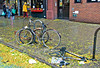 Not a good day for bikes - October, 29 2012 when Sandy came to town