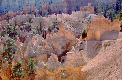 BRyce Canyon  October, 1985