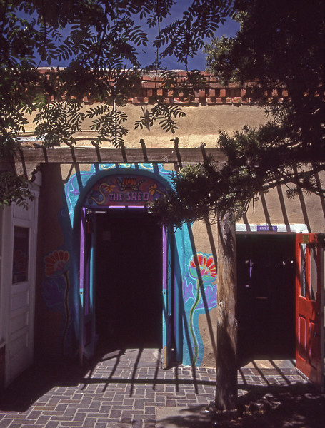 The Shed - one of my favorite palces to eat in Santa Fe
