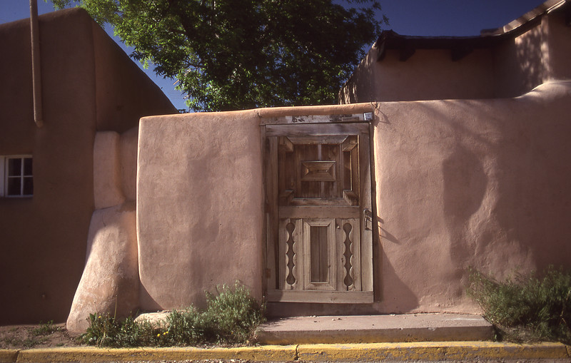 Blumenschein House in Taos.??.. or the house next to it