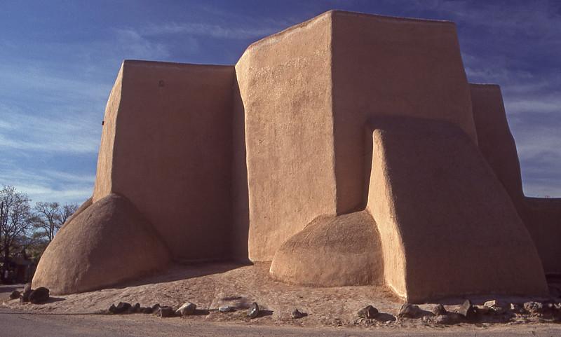 The Church at Ranchos de Taos