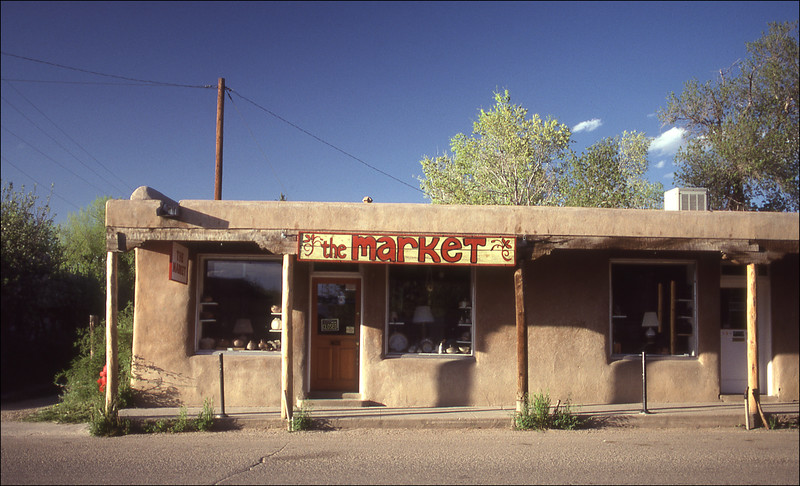 The Market - Ranchos de taos