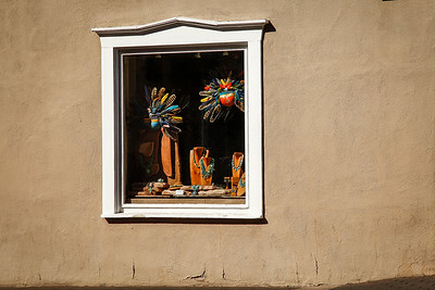 Ortegas Window, Santa Fe, NM