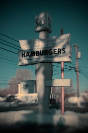Hill Top Hamburgers