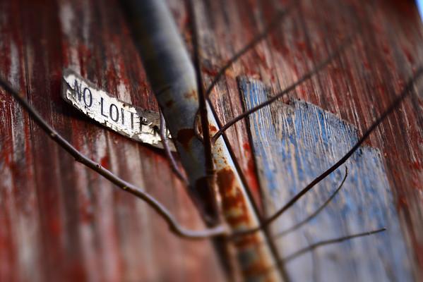 No Loitering---Bethlehem, PA