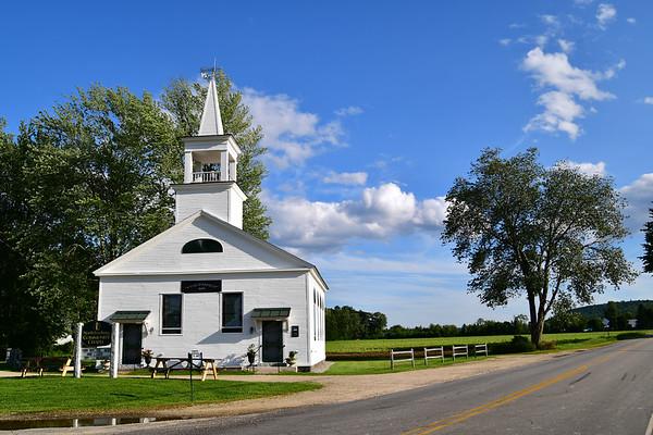 North Fryeburg Community Chapel, North Fryeburg, ME