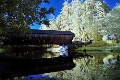 Hemlock Covered Bridge, Fryeburg, ME