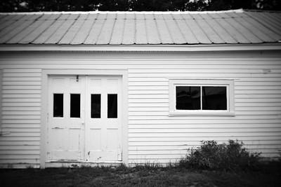 White Doors---Fryeburg, Maine